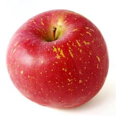 Fresh Japanese apple isolated