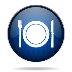 restaurant internet icon
