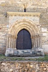 The Door of Forgiveness in Villafranca del Bierzo.