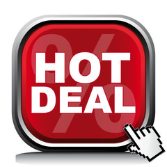 HOT DEAL ICON