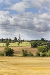 Cotswold Countryside,Gloucestershire, UK