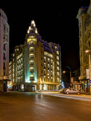 Union Hotel, Bucharest, Romania