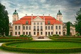 beautiful palace in Kozlowka. Poland. - 69284842