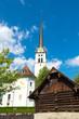canvas print picture - Pfarrkirche St. Maria Magdalena in Alpnach