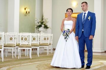 Solemn registration of newlyweds