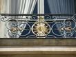 canvas print picture - Balcon de prestige