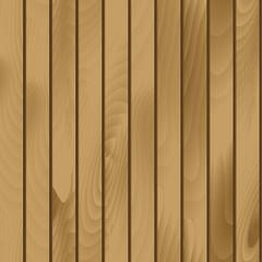 Wooden Plank Texture Vector Seamless Illustration