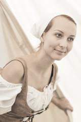 Femme médiévale