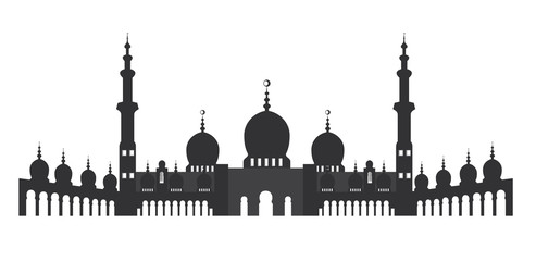 Vector Illustration of City Silhouette