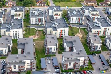 Vilnius - Luftaufnahme