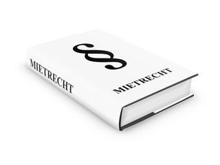 Mietrecht Buch White