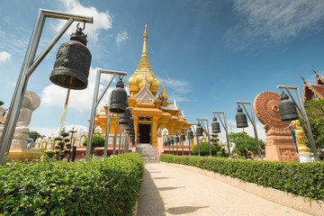 temple of Wat Kroen Kathin in Lop Buri, Thailand