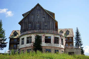 Old hotel