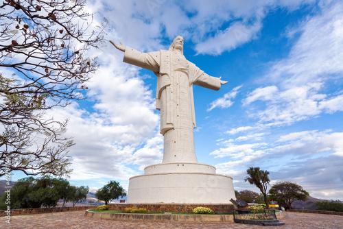 Papiers peints Statue Christ of Peace