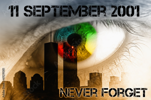 Poster 11 settembre 2001