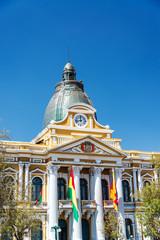 La Paz, Bolivia Legislature Building