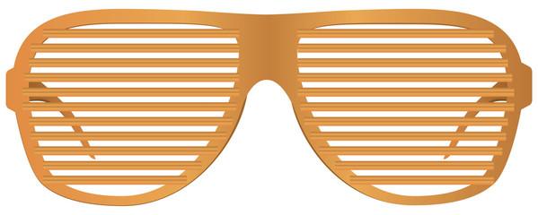 Frames for glasses shutters