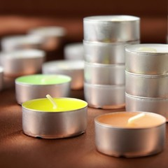 tea candles / чайные свечи