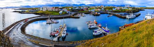 Stykkisholmur Harbor - 69295880