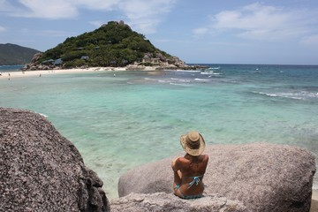 Seaview on the Koh Tao