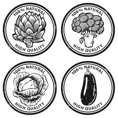 Gemüse Marke