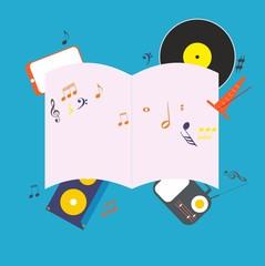 Musical notepad