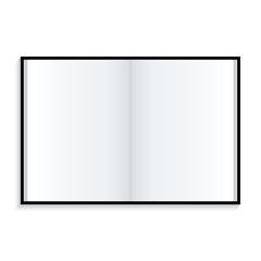 Icon notebook on white background Пометка редактора: