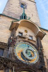 Prague.Astronomical clock.
