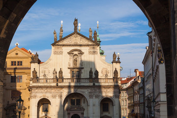 Prague.Klementinum.