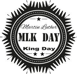 mlk day stamp