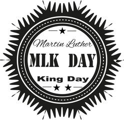 mlk day stamp