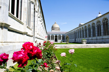 Monumental Cemetery of Pisa - Tuscany