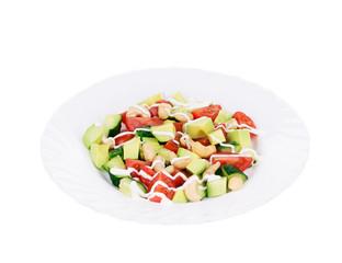 Fitness salad.