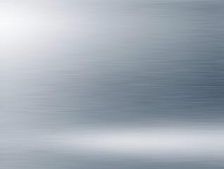 Glatte, metallische Oberfläche
