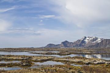 Insel Vestvagoy