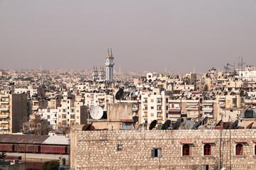 Syrien-Aleppo