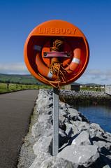 lifebuoy in rural area