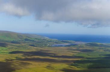 kerry landscape, ireland