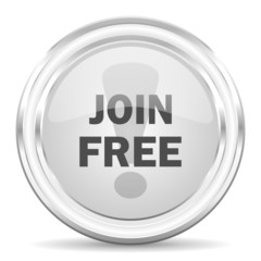 join free internet icon