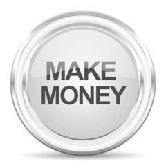 make money internet icon