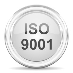 iso 9001 internet icon
