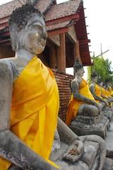 Buddha in Ayuttaya