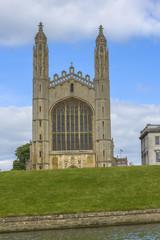 Kings College Chapel at Cambridge University