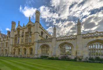 King's College at Cambridge University