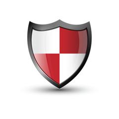 Shield Flag