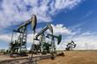 oil pump jacks