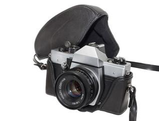 alter antiker fotoapparat, photoapparat