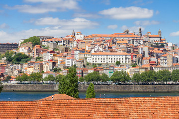 view of old town, Porto, Portugal