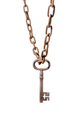 Big old key