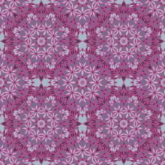 Arabesque seamless pattern.
